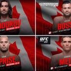 UFC 213 and TUF Redemption Finale: Canadians Set To Become Contenders This Weekend